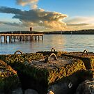 Rossclare Jetty by Adrian McGlynn