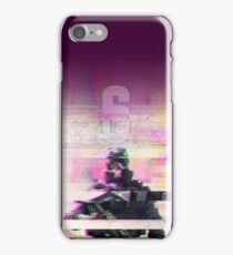 Rainbow Six Siege Mute (iPhone) iPhone Case/Skin