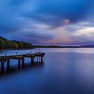 Rossigh Jetty by Adrian McGlynn