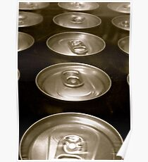 TIN CANS Poster