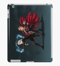 Thunder and Frost iPad Case/Skin