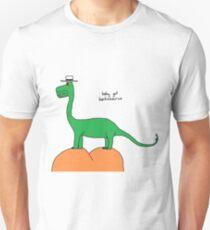 baby got backiosaurus  T-Shirt