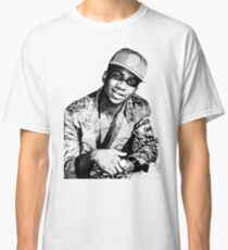 lil b halftone posterized basedgod based god Classic T-Shirt
