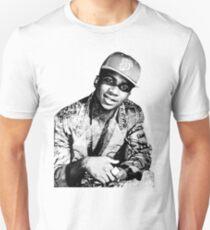 lil b halftone posterized basedgod based god Unisex T-Shirt
