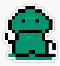 Earthbound Tenda Sticker