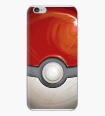 Wartorn Pokeball - Red iPhone Case