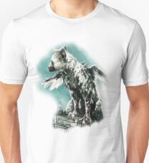 The Last Guardian - Vinyl Art T-Shirt