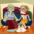 Family Portrait by Sonia Pascual