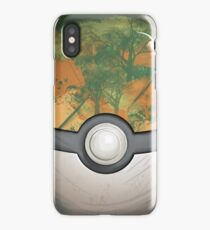 Wartorn Pokeball - Safari iPhone Case
