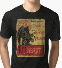 Tournee du grand ancien Tri-blend T-Shirt