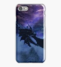 Skyrim Alduin Sovngarde print iPhone Case/Skin