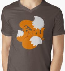 Foxy Men's V-Neck T-Shirt