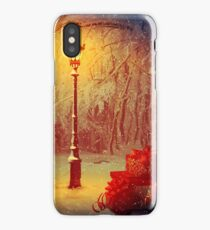 holiday atmosphere iPhone Case/Skin