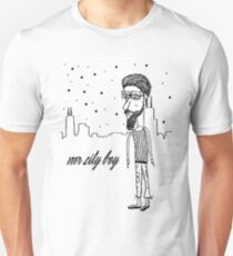 Mr. City boy Unisex T-Shirt