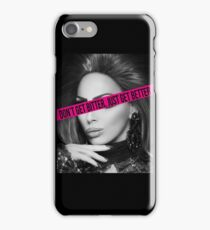 don't get bitter iPhone Case/Skin