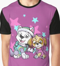 Paw Patrol Girls Graphic T-Shirt