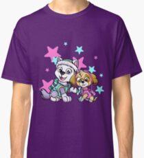 Paw Patrol Mädchen Classic T-Shirt