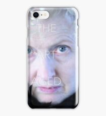 The Art Aged  iPhone Case/Skin