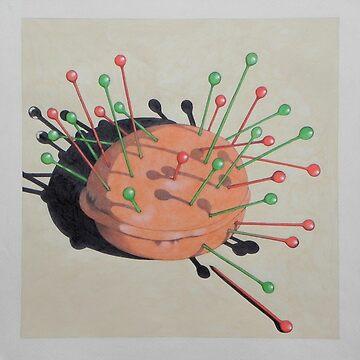 pincushion n. 1 by ico1971
