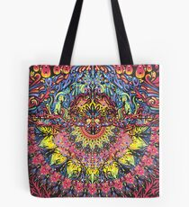 Incandescent Dance Tote Bag