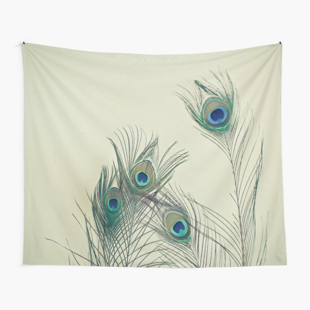 All Eyes Are on You  Wall Tapestry