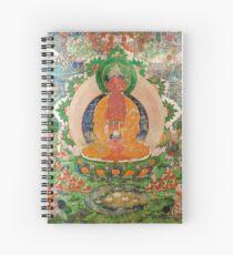 Tibetan Thangka Spiral Notebook