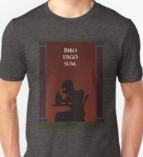 Bibo ergo sum - I drink, therefore I am. T-Shirt
