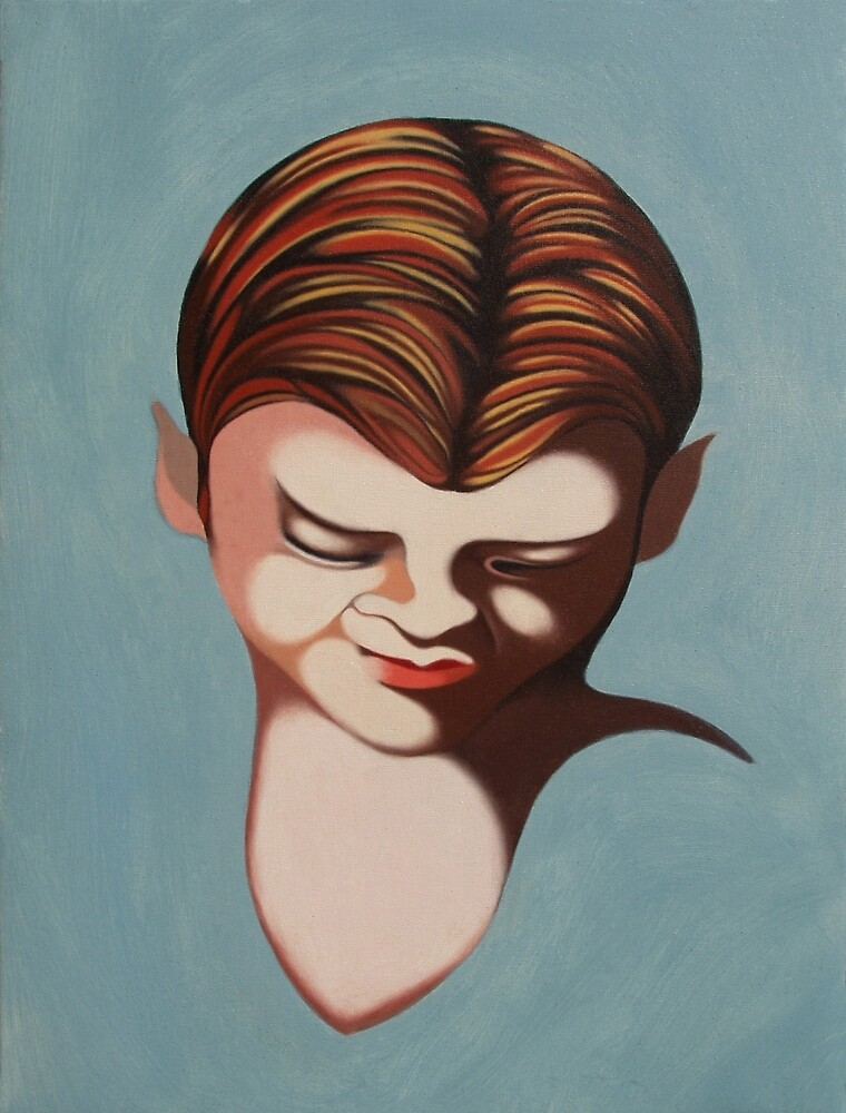 Portrait N.°4 (original sold) by federico cortese