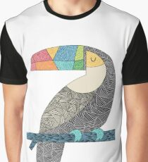 Tucan chilling Graphic T-Shirt