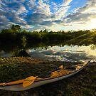 Sunset Reflections by Shari Galiardi