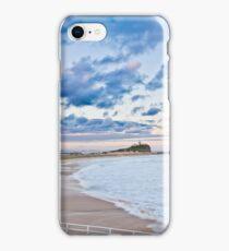 Nobbys Beach iPhone Case/Skin