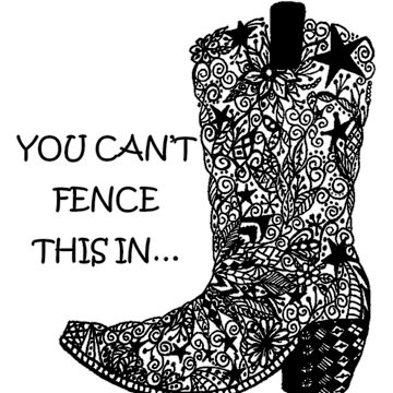 You Can't Fence This In! by adasha