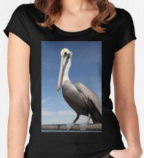 Pelican Women's Fitted Scoop T-Shirt
