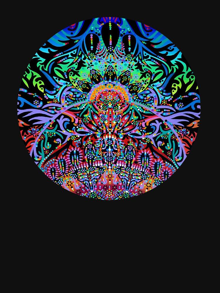 Mandala Energie von kimisadanaga