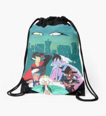 Kira Kira Apollyon Series Cover Drawstring Bag