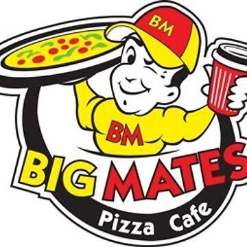 Big Mates by JackxD