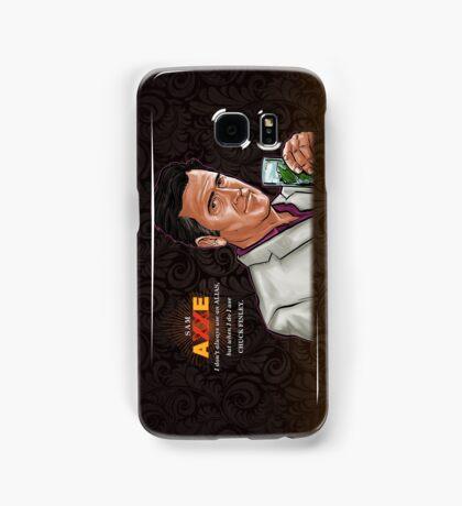Chuck Finley Samsung Galaxy Case/Skin
