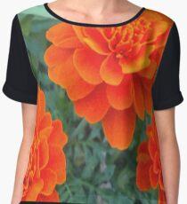 Marigolds Women's Chiffon Top