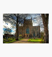 Abbey Church Photographic Print