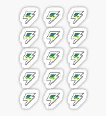 Game Jolt - Jolt Sticker Sheet Sticker