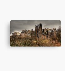 New College Canvas Print