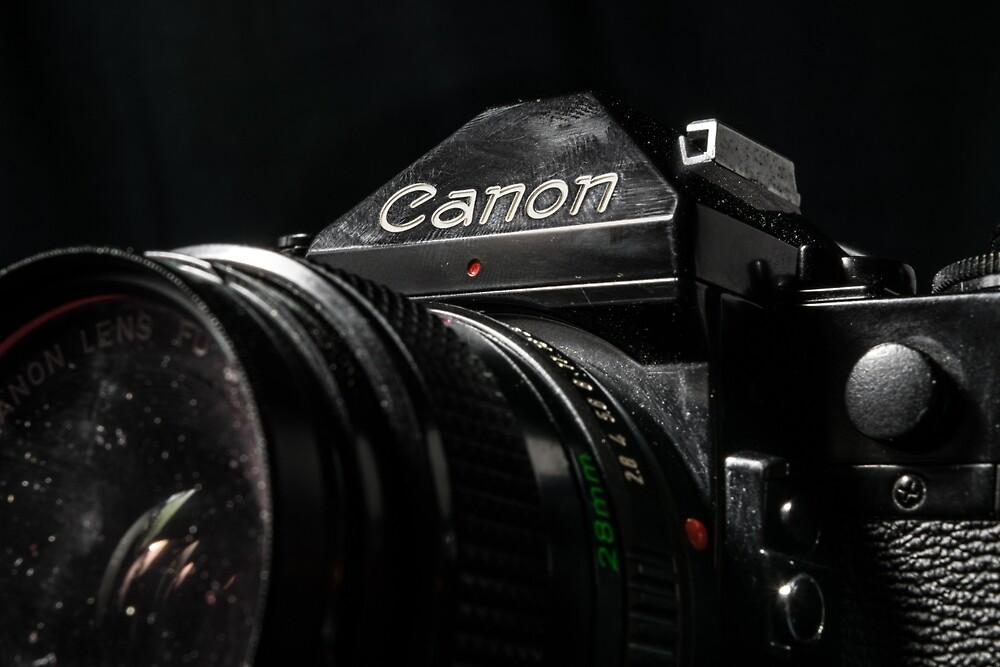 Canon AE-1 by Noah  Ribaudo