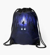 The Beast  Drawstring Bag