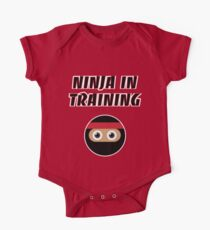 Ninja in Training Kids Clothes
