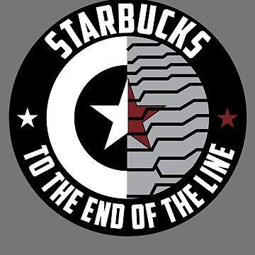 Stucky: Starbucks Parody Logo by tehmomo