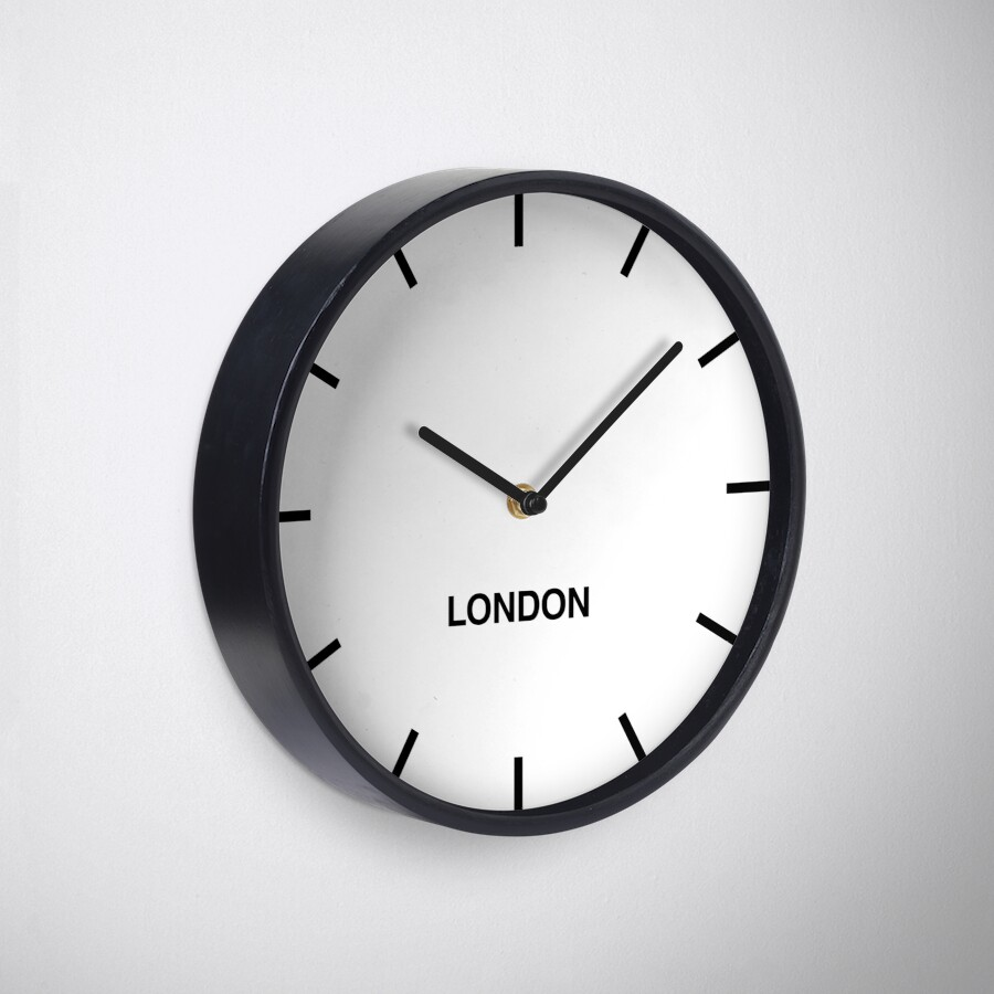 London time zone newsroom wall clock clocks by bluehugo redbubble london time zone newsroom wall clock amipublicfo Image collections