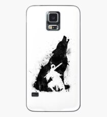 Abyss Warrior VERSION BLACK Case/Skin for Samsung Galaxy