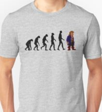 Guybrush Evolution Unisex T-Shirt