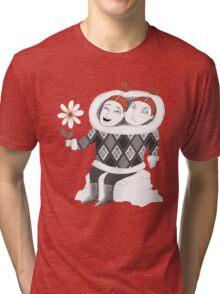Good Mood Bad Mood Tri-blend T-Shirt