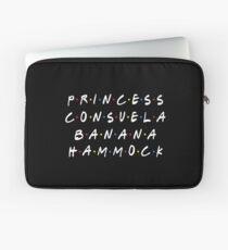 PRINCESS CONSUELA BANANA HAMMOCK Laptop Sleeve